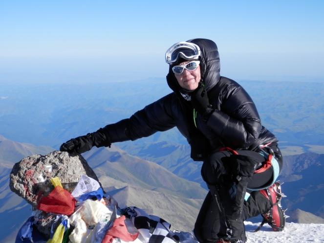 @Elbrus Summit